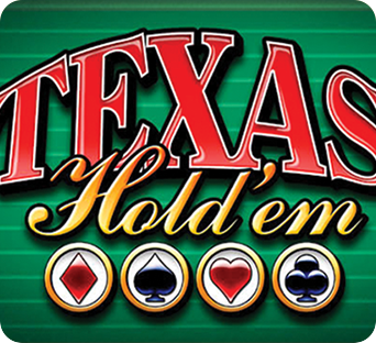 Throw down with Texas Hold'em